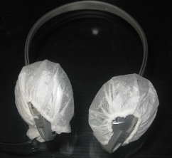 Disposable Headset covers- Earphone Covers-